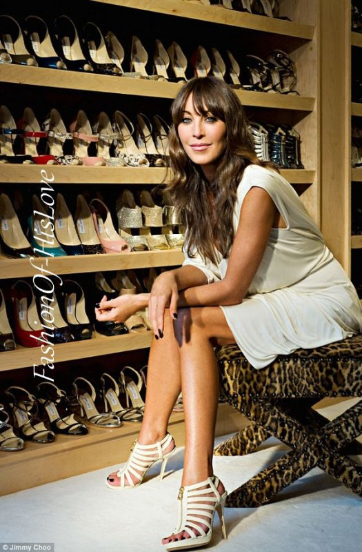 Tamara Mellon - Jimmy Choo