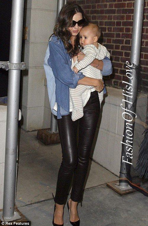 Miranda Kerr & Flynn ♥