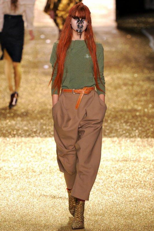 Vivienne Westwood - Automne Hiver 2011 / 2012