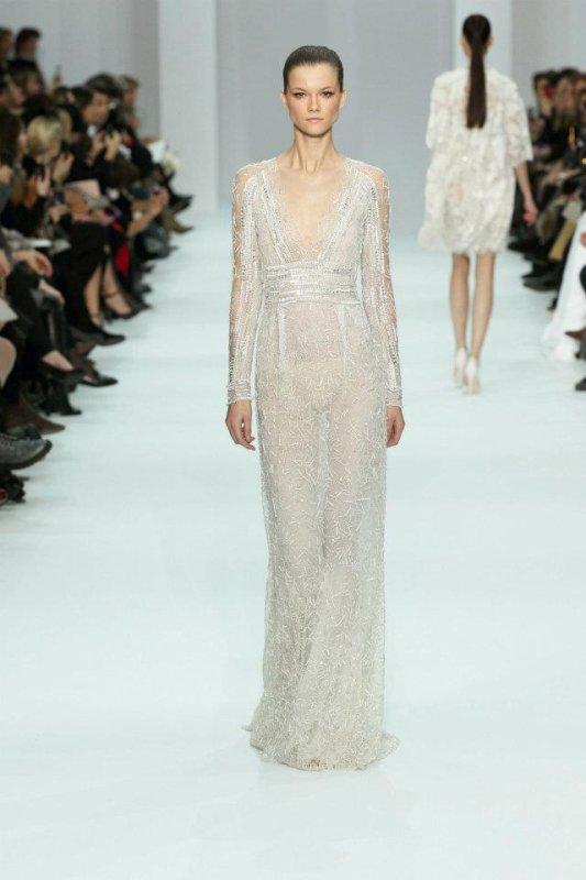 Elie Saab - Haute Couture - Printemps / Ete 2012 ♥