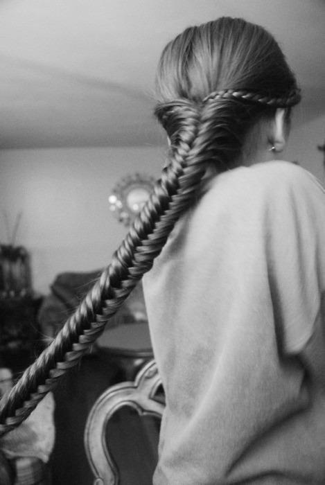 Fishtail Braid ♥