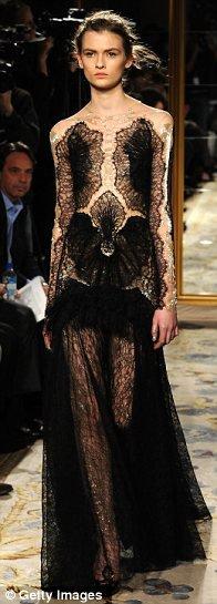 Marchesa - Fashion Show ; Automne 2012 ♥