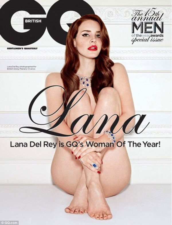 Lana Del Ray pour GQ ♥