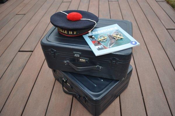Valise de matelot Marine Nationale