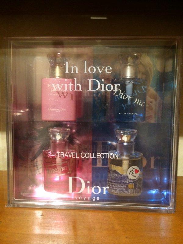 Dior - Coffret In love with Dior