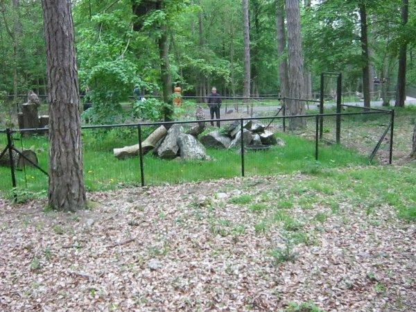 Le zoo de Han-sur-Lesse