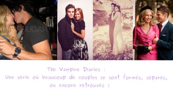 Les couples de la série ♥