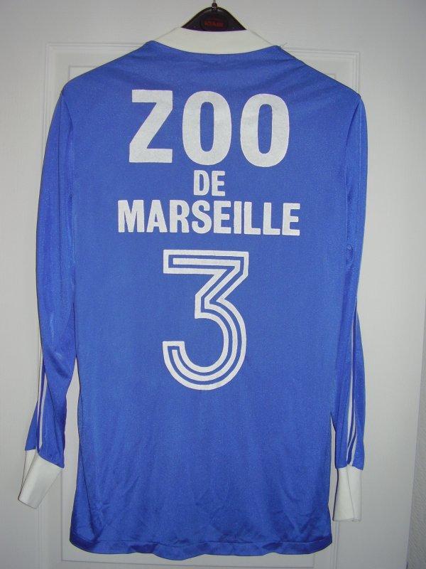Maillot OLYMPIQUE DE MARSEILLE