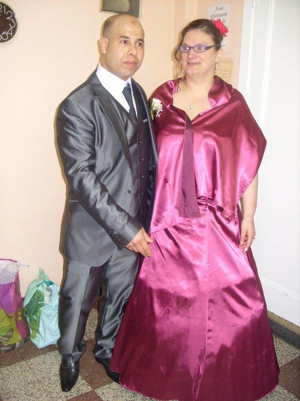 26 fevrier 2011 mon amie  c est marier