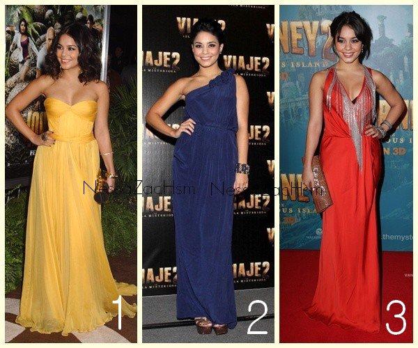 Quelle est votre robe préférée ?