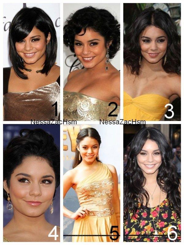 Quelle coiffure adopterez-vous ?