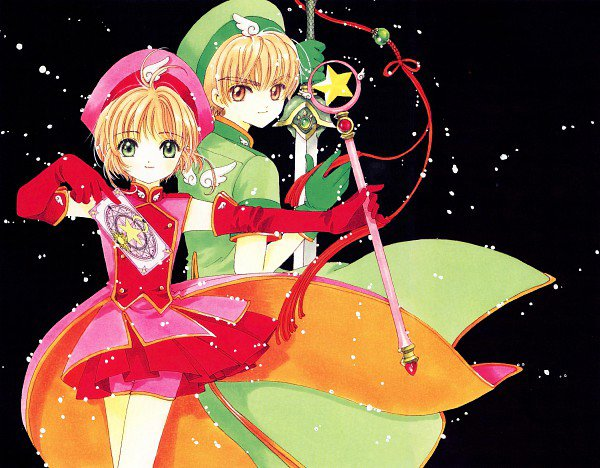 Card Captor Sakura  Manga/Anime