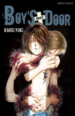 Boy's Next Door Manga