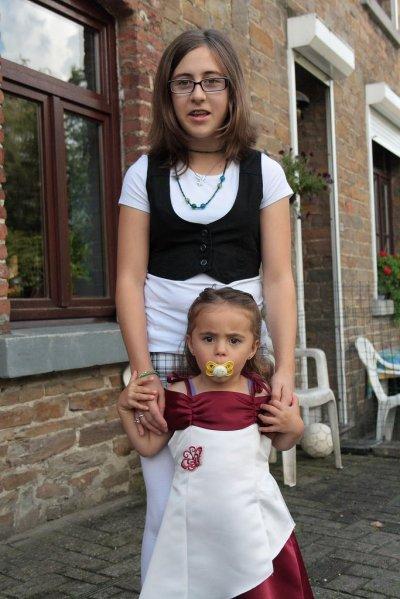 ma soeur et ma fille laurie