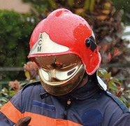 Plaque casque F1 commissaire ACM
