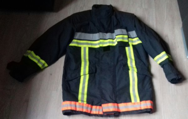 Tenue de feu pompiers var