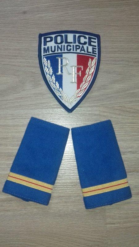 Grade brigadier de police municipale