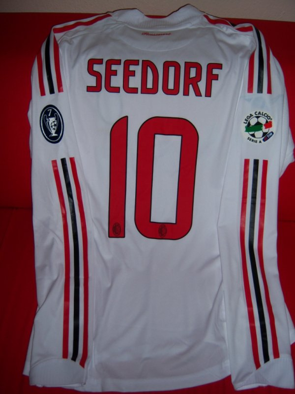 CLARENCE SEEDORF 2005-2006 SERIE A