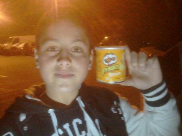 Pringles!!!! Mdr