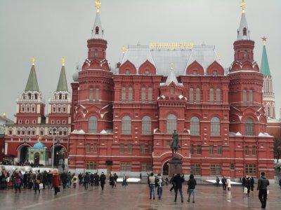 Pour commencer avec Moscou