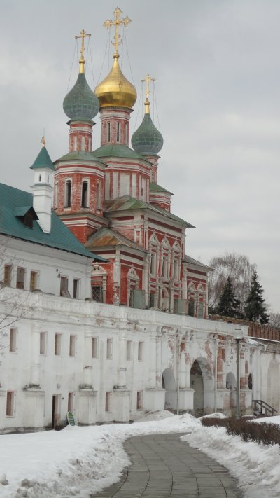 Monastère Novodiévitchi
