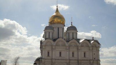 Le Kremlin.... Enfin!