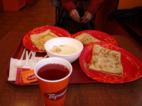 """Un repas """"typique"""""""