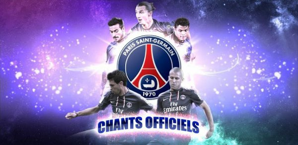 Live performance by Paris Saint Germain