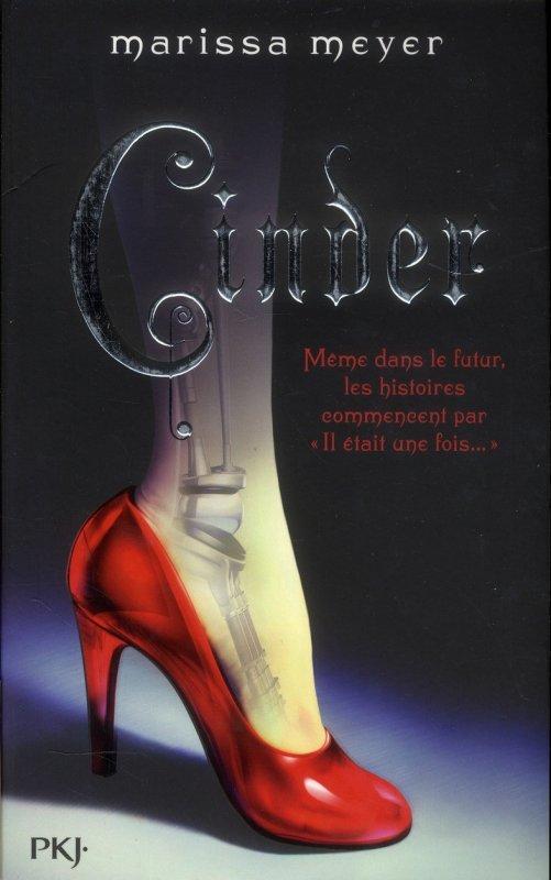 ~ Cinder - Marissa Meyer