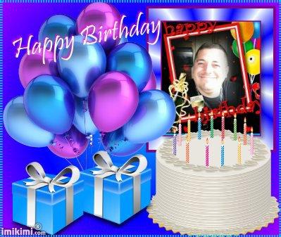 228 joyeux anniversaire a mon fils SEBASTIEN et à ma fille MONIQUE