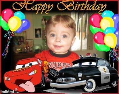 230 joyeux anniversaire à mon petit fils MATHEO