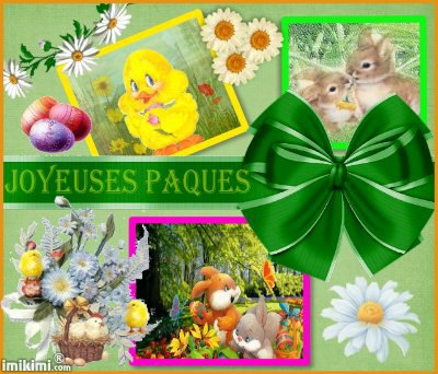 238 montages PAQUES