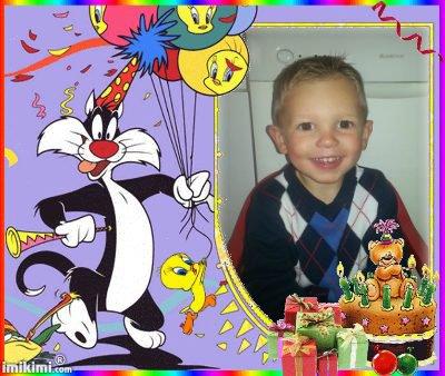 246 pour mon petit fils RAYANE qui a eu 3 ans le 16 aout