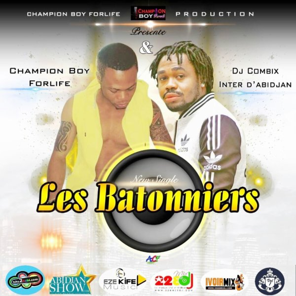 CHAMPION BOY FORLIFE FEAT DJ COMBIX INTER D'ABIDJAN