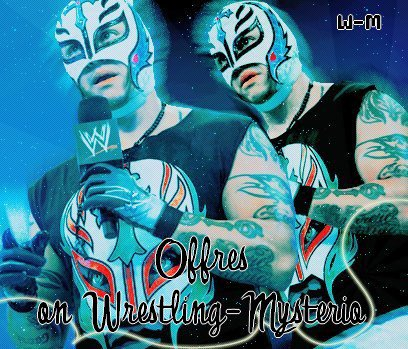 >> Offres on Wrestling-Mysterio <<