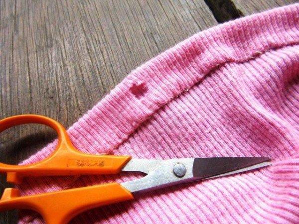 DIY: jupe sportswear à partir d'un débardeur