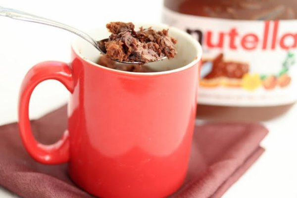 """ Mug Cake Brownie """