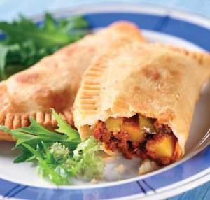 """"""" Empanadas au Thon et à la Salsa ( Recette Mexicaine )-( Recette Spécial Cuisine du Monde )"""""""
