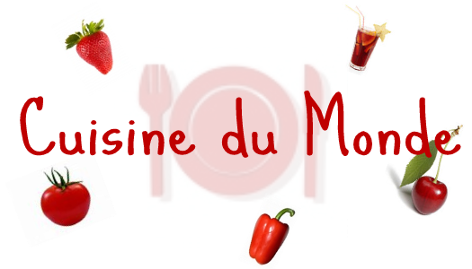 """"""" Salade de Crevettes Exotique aux Tortilla Chips ( Recette Spécial Cuisine du Monde ) """""""