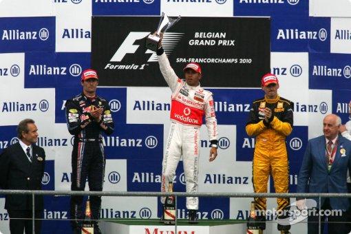 N°13 Grand Prix de Belgique, Spa  Circuit de Spa-Francorchamps