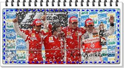 Revenons un peu sur le passé de Fernando Alonso et Kimi Raïkkönen