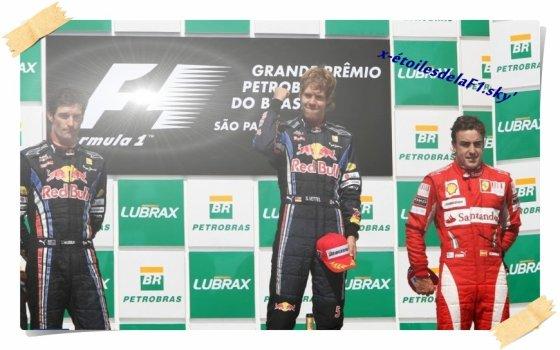 N°18 Grand Prix de Brésil, Sao Paulo  Circuit d'Interlagos