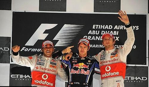 N°19 Grand Prix d'Abu Dhabi, Yas Marina  Circuit de Yas Marina