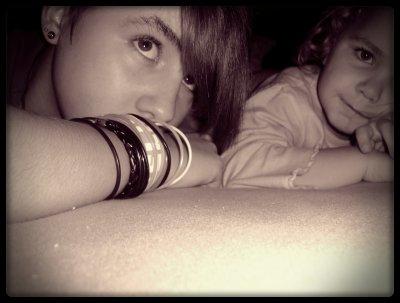 My sister..♥