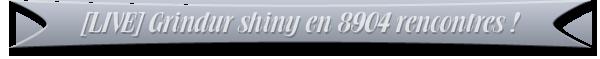 Grindur  -  Picky  -  Femelle  -  Solo -  8904 Rencontres  -  26 Novembre 2012  - Noire