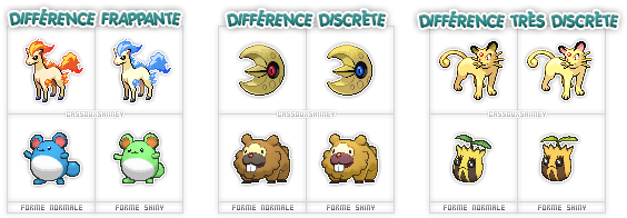 Le guide du ShinyHunting !