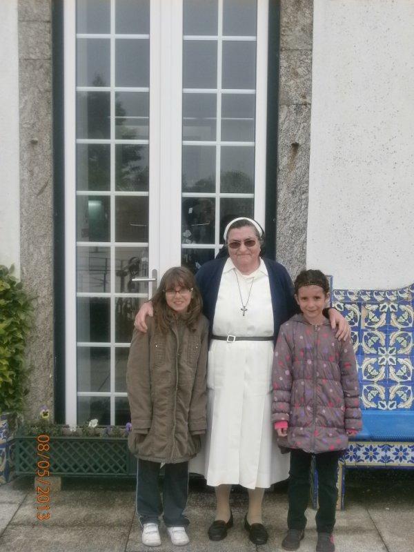 chloe et lorena avec soeur teresse.com lol