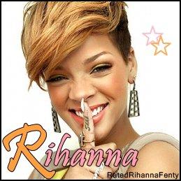 Robyn Rihanna Fenty ♥