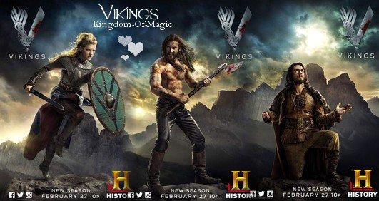 Vikings présentation