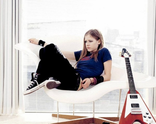 Shooting of Avril